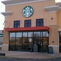Photo taken at Starbucks by Amanda O. on 1/20/2013