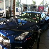 Photo taken at Glendale Nissan by E*Dbl*D*Eye*E B. on 8/23/2013