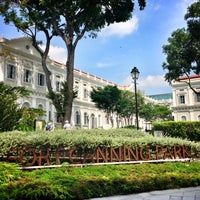 Photo taken at Fort Canning Park by Arno G. on 3/20/2013