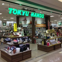 Photo taken at Tokyu Hands by Arno G. on 4/8/2013