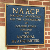 Photo taken at NAACP Headquarters by Jamil S. on 6/2/2015