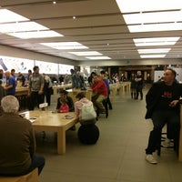 Photo taken at Apple RomaEst by Daniele on 4/26/2013
