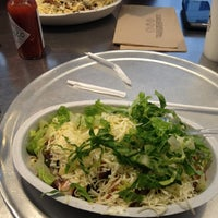 Photo taken at Chipotle Mexican Grill by Lovely on 11/29/2012