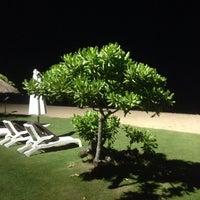 Photo taken at Ayodya Resort Bali by Denis on 1/4/2014