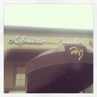Photo Taken At Hofmeister Personal Jewelers By Sean M On 4 11 2018
