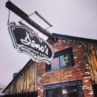 Photo taken at Deno's Bistro by Sean M. on 1/12/2014