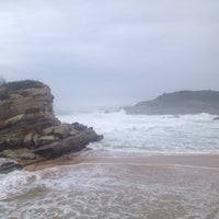 Photo taken at Playa Camello by Judith on 11/1/2013