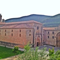 Photo taken at Monasterio De Yuso by Judith on 10/7/2012
