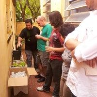 Photo taken at Garoa Hacker Clube by Rafael V. on 4/6/2013