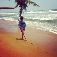 Das Foto wurde bei Пляж von Anastasia am 3/21/2014 aufgenommen