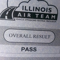 Photo taken at Air Team - Illinois Emissions Testing Station by Alfred W. on 6/1/2013