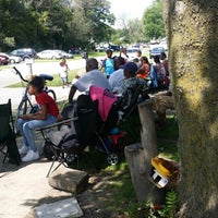 Photo taken at Central Park by Alfred W. on 8/31/2014