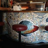 Photo taken at Retro Cafe by Tyson on 1/7/2013