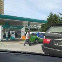 Photo taken at Petronas by Umi Kalsom A. on 7/6/2013