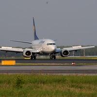 Das Foto wurde bei Lufthansa Flight LH 1402 von Lufthansa am 9/20/2012 aufgenommen