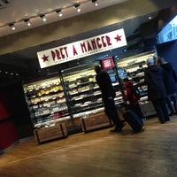 Photo taken at Pret A Manger by Tim C. on 1/2/2013