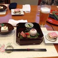 Photo taken at 花れ by Suguru on 1/2/2013