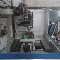 Photo taken at Tekno-Tek CNC & Makina by ilker K. on 10/18/2014