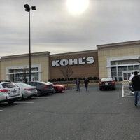 Photo taken at Kohl's Millbury by John E. on 2/17/2018