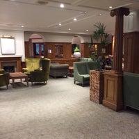 Photo taken at DoubleTree by Hilton Hotel Southampton by John E. on 11/6/2016