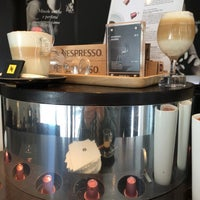 Photo taken at Nespresso Boutique by Sinem 🍇 B. on 3/8/2017