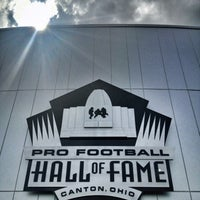 Photo taken at Pro Football Hall of Fame by ®ommel™ on 9/15/2012