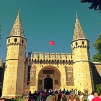 Photo taken at Topkapı Palace by Fatih on 6/20/2013