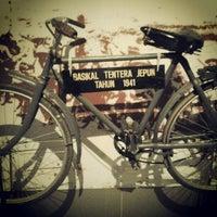 Photo taken at National Museum (Muzium Negara) by Adam F. on 12/20/2012