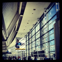 Photo taken at Newark Liberty International Airport (EWR) by R W. on 7/5/2013