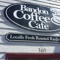 Photo taken at Bandon Coffee Café by R W. on 6/5/2014