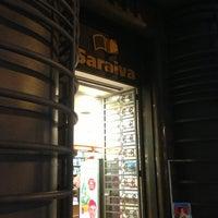 Photo taken at Livraria Saraiva by Rodrigo V. on 3/14/2013