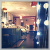Photo taken at Boulevard Cafe by Chelsea L. on 2/11/2013