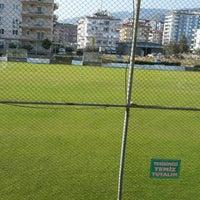 Photo taken at Alanyaspor Futbol Akademisi Tesisleri by ULas U. on 11/19/2013