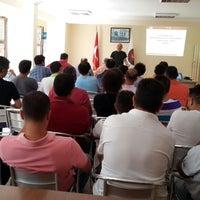 Photo taken at Alanyaspor Futbol Akademisi Tesisleri by ULas U. on 6/14/2014