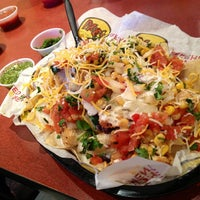 Photo taken at Moe's Southwest Grill by Kate L. on 12/22/2012