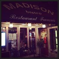 Photo taken at Madison Bistro by Toru H. on 7/18/2013