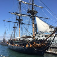 Photo taken at HMS Surprise by Sam S. on 5/28/2017