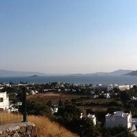 Photo taken at Aksona Koyu by Hakan Ç. on 9/16/2012