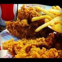 Photo taken at KFC by Diana on 11/29/2012