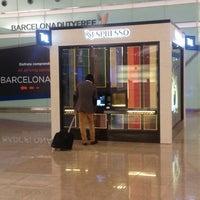 Photo taken at NCube Nespresso Terminal 1 by LaTaza on 11/5/2013