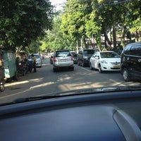 Photo taken at Jl. Denpasar by Adriansjah on 3/11/2013