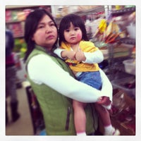 Photo taken at Double Dragon Food Market by Thada S. on 4/13/2013