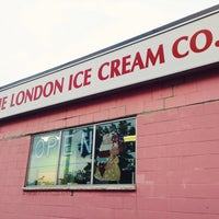 Photo taken at London Ice Cream Company by Jean-Paul M. on 8/8/2013