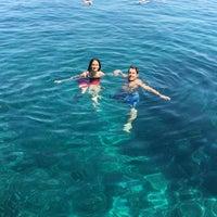 8/13/2017 tarihinde Öykü K.ziyaretçi tarafından Ayvalık Ayfer Millenium Tekne Turu'de çekilen fotoğraf