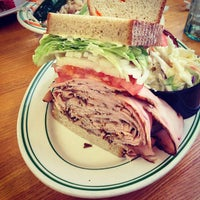 Photo taken at Famous 4th Street Delicatessen by Michael B. on 4/4/2013