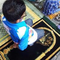 Photo taken at Masjidul Ibrahim by Imran R. on 9/13/2013