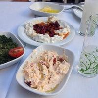 Photo taken at Karina Balık Restaurant by Serkan on 7/1/2013