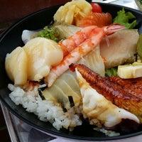 Photo taken at Towa Sushi by Calin D. on 7/14/2014