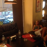 Photo taken at sushi bar by Iren A. on 8/15/2015
