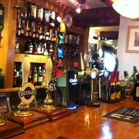 Photo taken at The Bell Inn by Andy C. on 1/22/2013